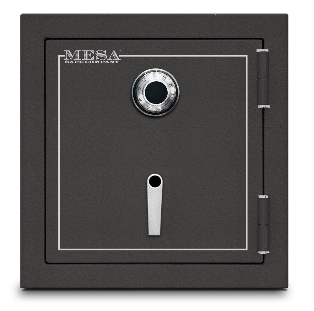 image of the Mesa Safe MBF2020C All Steel Burglary and Fire Safe