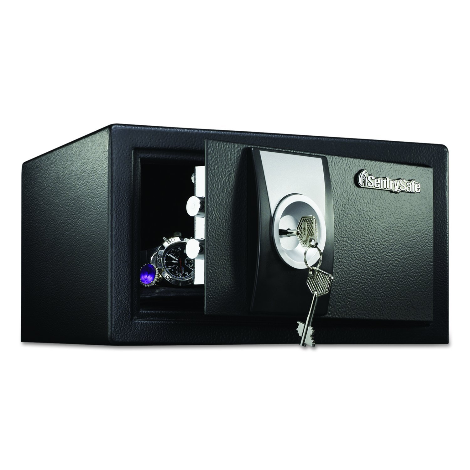 this image of Sentry Safe X031 Security Safe should tell you whether its the right model for you