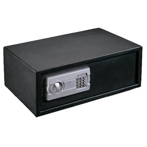 this picture of the Stack-On PS-508 Extra Wide Strong Box Safe with Electronic Lock should help you makeup your mind