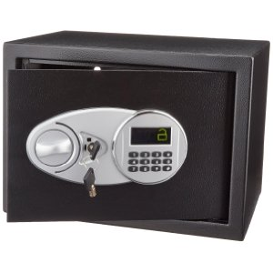 picture of AmazonBasics Security Safe 0.5 Cubic Feet
