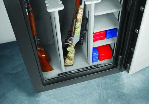 the best gun safe heater can be mounted anywhere