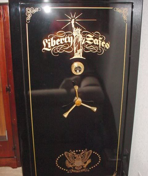picture of a used gun safe available for sale
