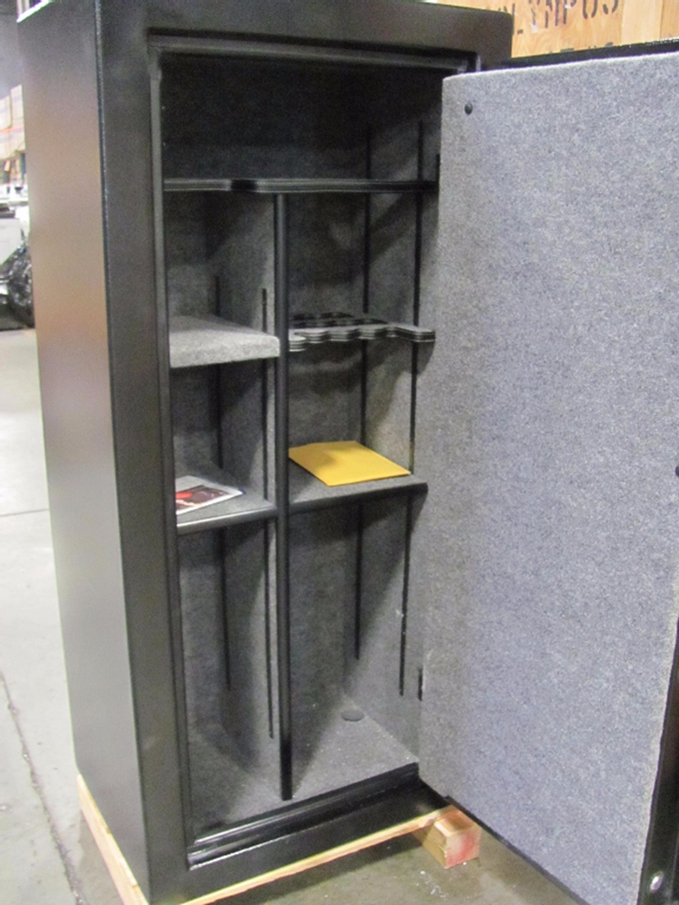 buy a used gun safe to save money.