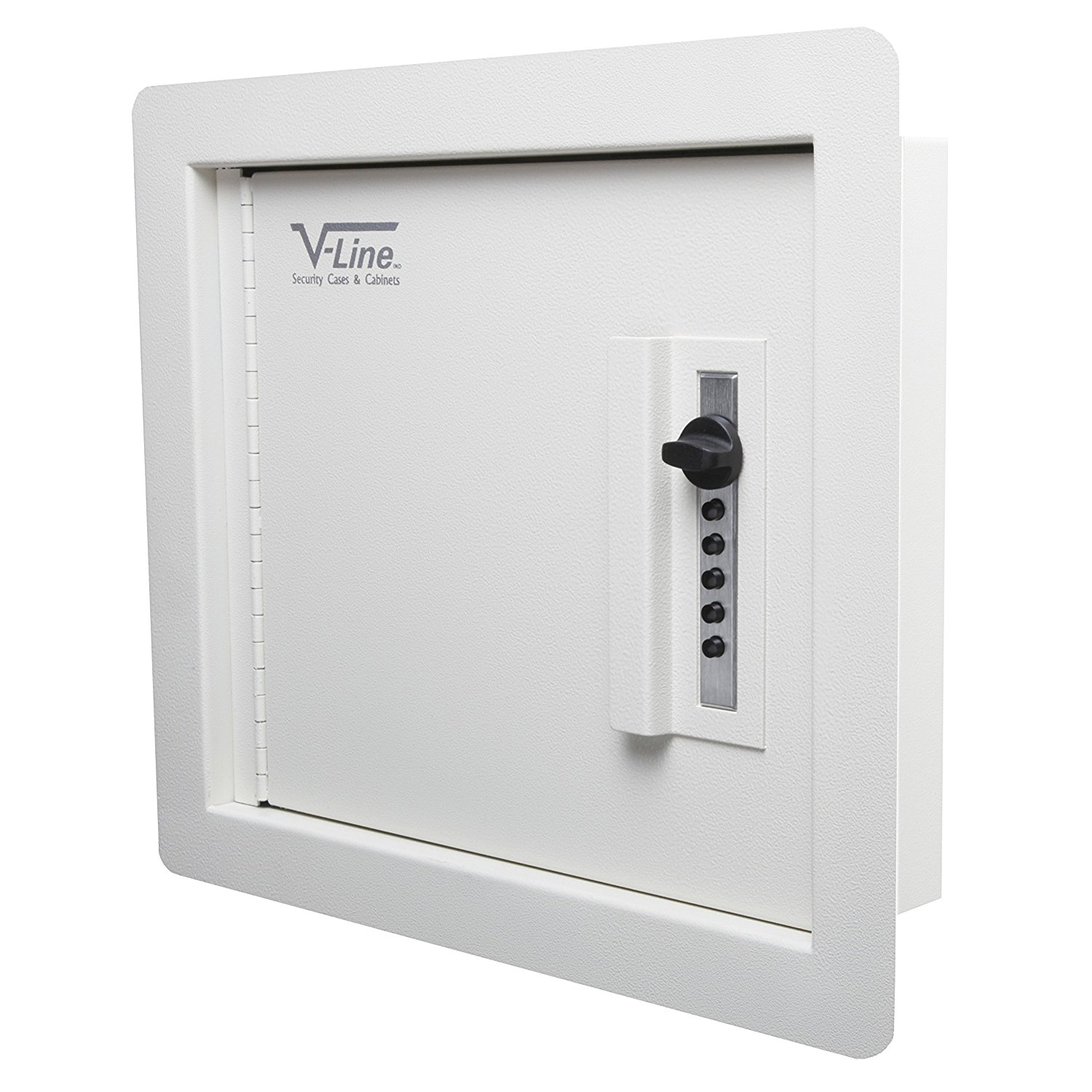 the V-Line Quick Vault Locking Storage for Guns and Valuables is one of the best combination lock gun safe