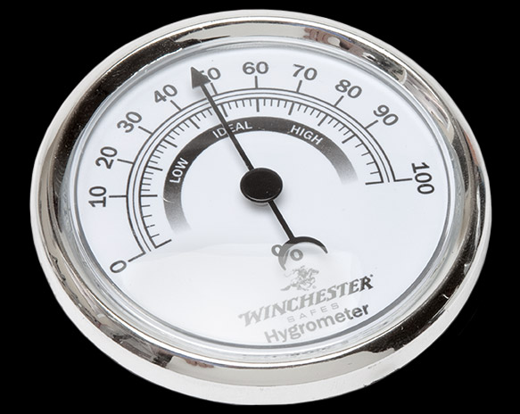 click here to find out the best gun safe hygrometer available for sale