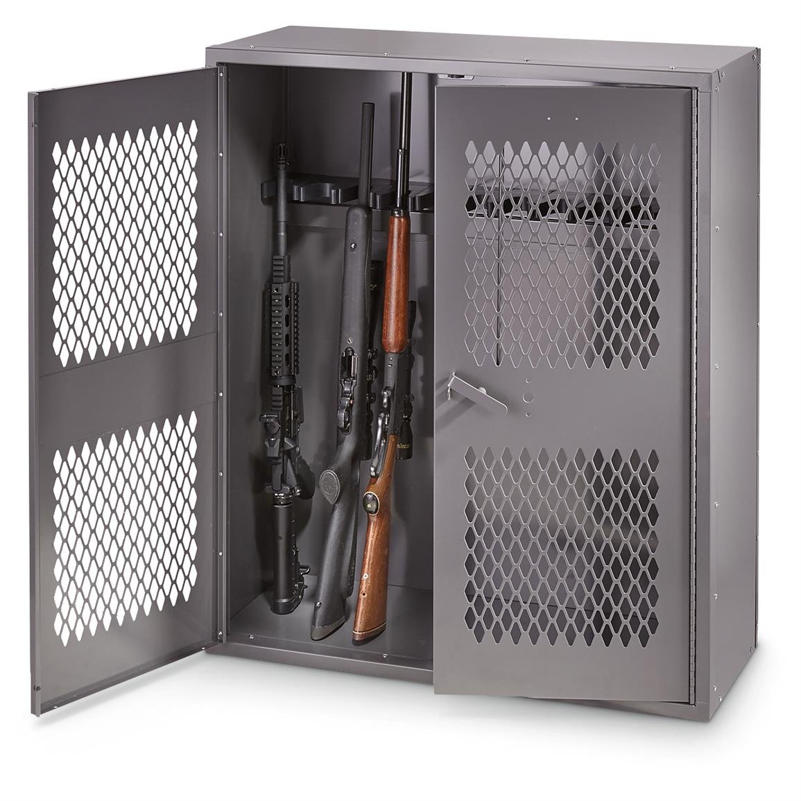 Gun Lockers Vs Gun Safes The Best Option For You Gun