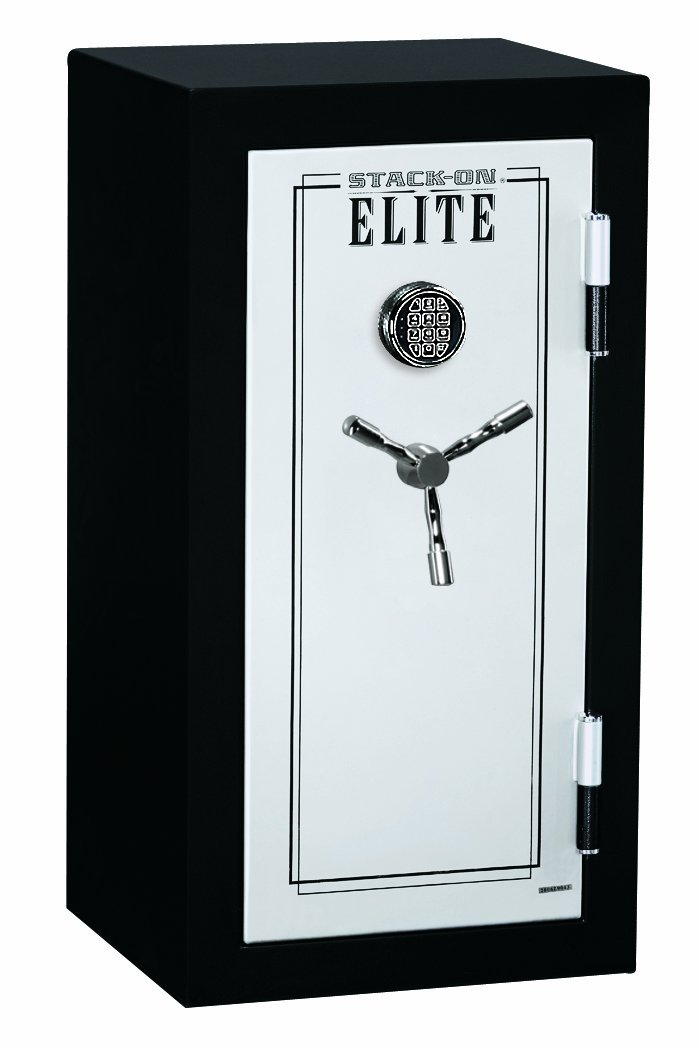 see the features of the Stack-On E-040-SB-E Elite Junior Executive Fire Safe upclose and personal