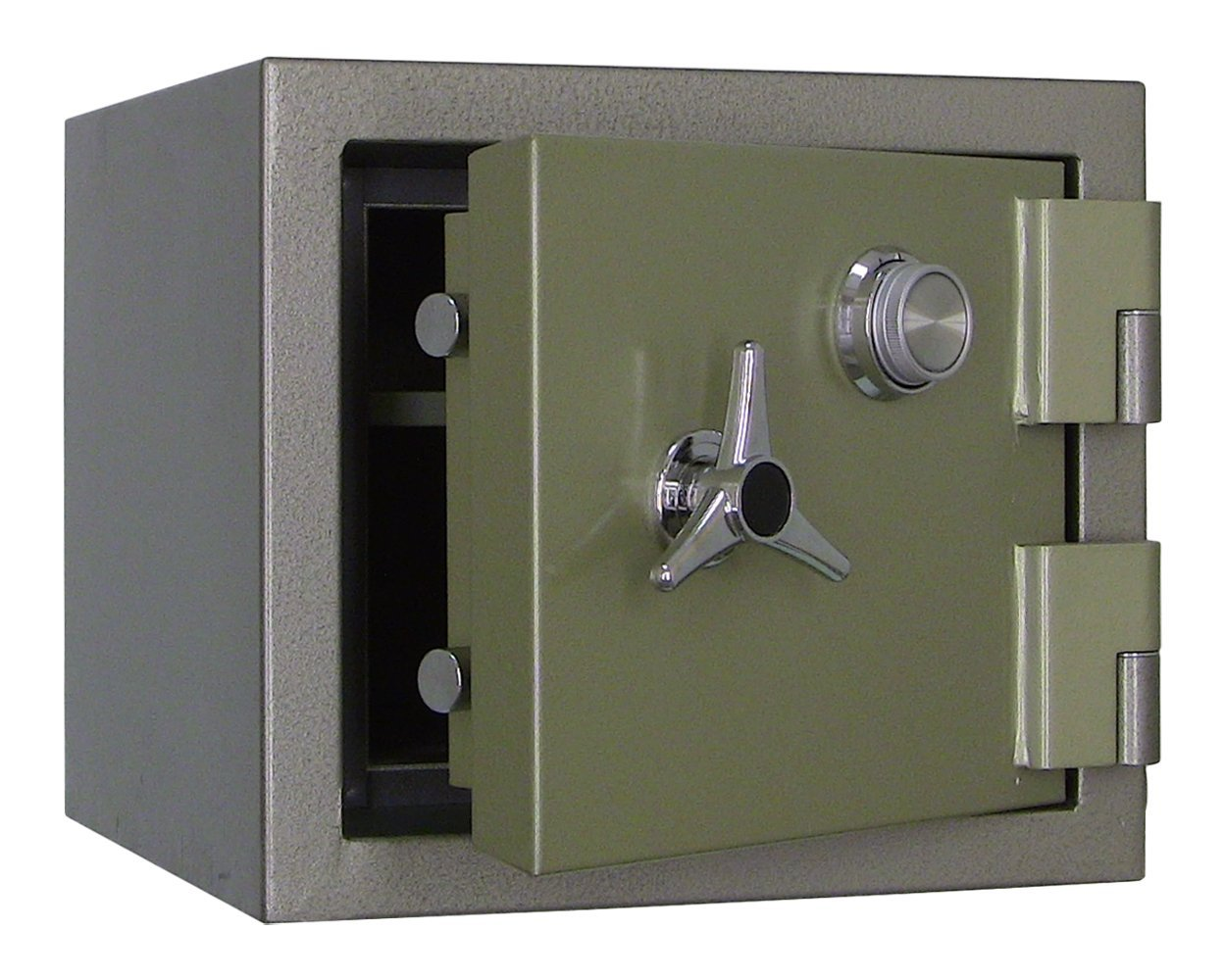 picture of the Steelwater AMSWFB-450. the model we believe is the best fireproof gun safe model for storing handguns.