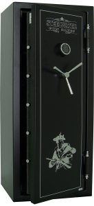 best medium sized gun safe is Steelwater Heavy Duty AMSW592818-BLK. checkout its picture