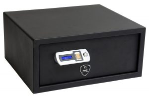 pic of the Verifi Smart Safe. one of the most secure gun safe