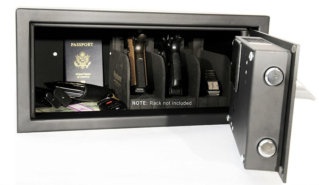 sample picture showing the most secure gun safe models