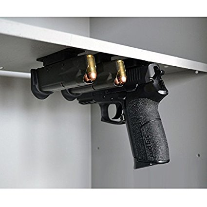 image showing a typical magnetic pistol holder