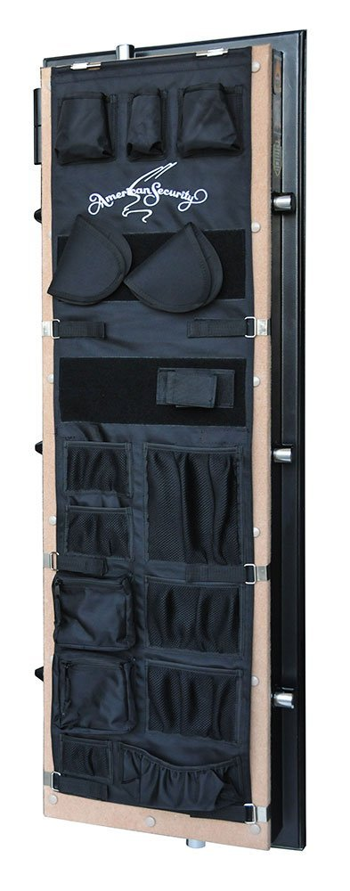 can you spot the amazing design of the American Security Model 13 Premium Door Organizer Retrofit Kit